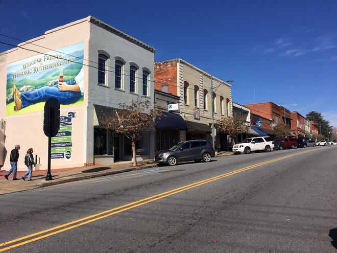 Rutherfordton, population of 4,000, has worked for two decades to improve its quality of life and attract newcomers.