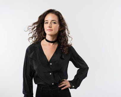 """Michaela Anne's fourth album, """"Desert Dove,"""" is a Top-10 pick for 2019 by Rolling Stone."""
