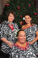 "Na Leo's ""Hawaiian Holidays"" tour stops at the Admiral Theatre Dec. 18."