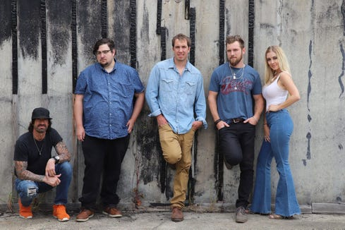 The Olson Band will be back on the Admiral stage two weeks after opening for Phil Vassar and Lonestar.