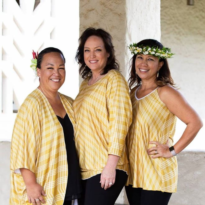 Na Leo bring the sounds of Hawaii to the Admiral Dec. 18.