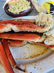 This meal at Rusty's left Ashley Stanley wondering what took her so long to try the Port Canaveral favorite.
