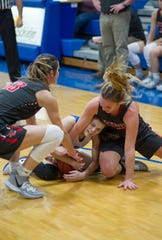 The Buckettes can lock up top spot this week with wins over Colonel Crawford and Wynford.