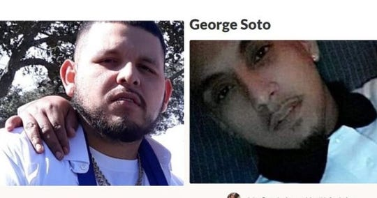 GoFundMe pages were created to help pay for funeral expenses for Daniel Garza and George Soto. Garza and Soto were found shot inside a home in Corpus Christi on Thursday, Dec. 5, 2019.