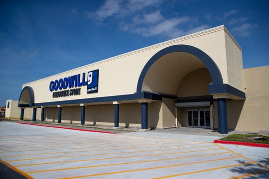 The new Goodwill Clearance Store located at 4135 Ayers Street.