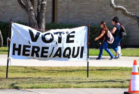 A runoff election is Tuesday, Dec. 17