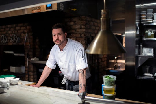 Dylan Sambalino is the new chef de cuisine at Hearthside in Collingswood.