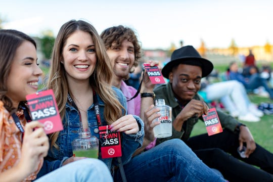 Live Nation is bringing back $199 lawn passes, which cover a season's worth of concerts at BB&T Pavilion. Passes go on sale Wednesday, but a presale for T-Mobile customers begins Tuesday.