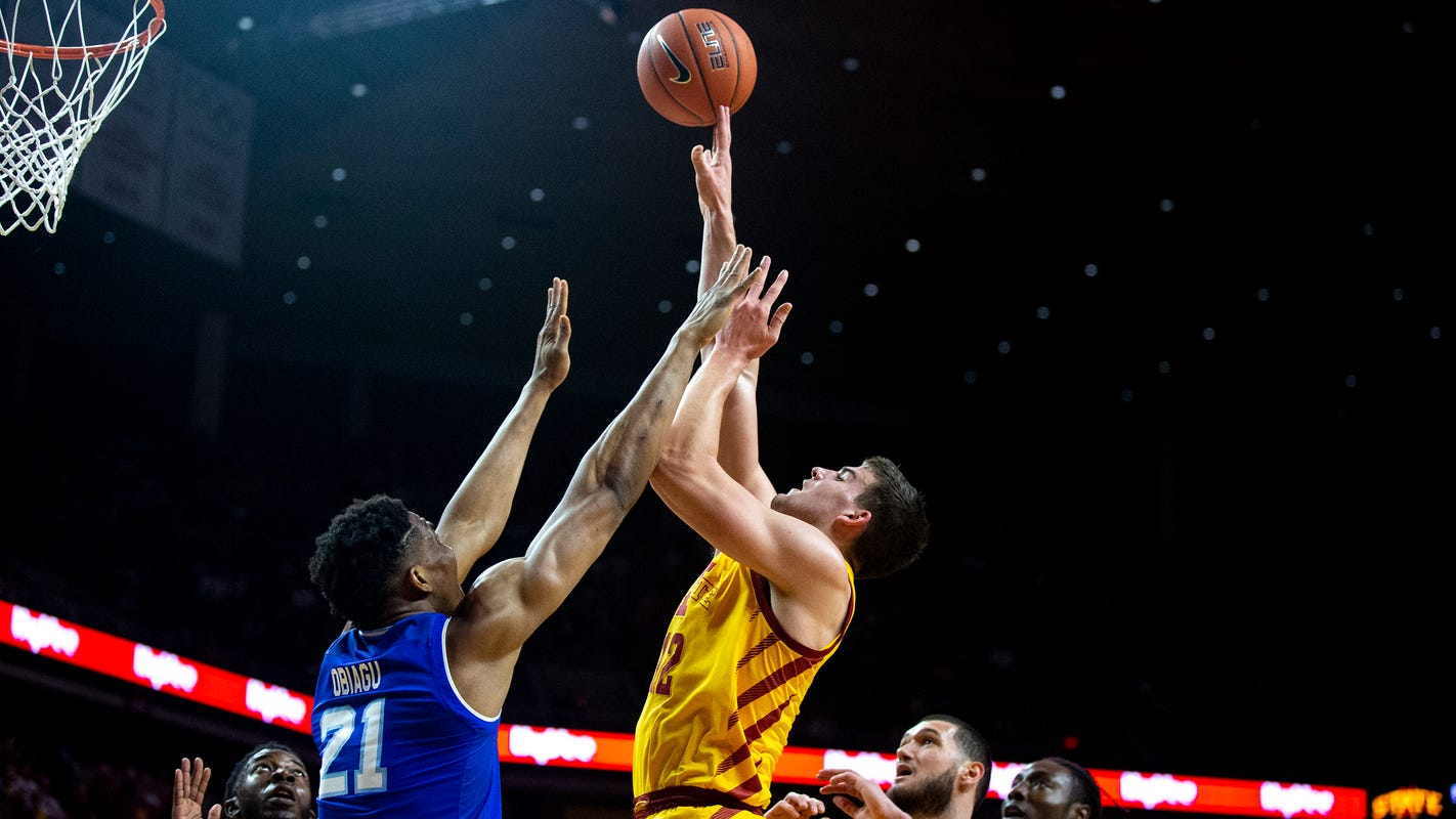 Iowa State gets its long-awaited marquee victory; beats 15th-ranked Seton Hall