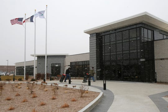 Altoona's police and building services departments moved into the city's new city hall and police station building at 900 Venbury Drive on Monday. The remaining city staff will move Dec. 16.