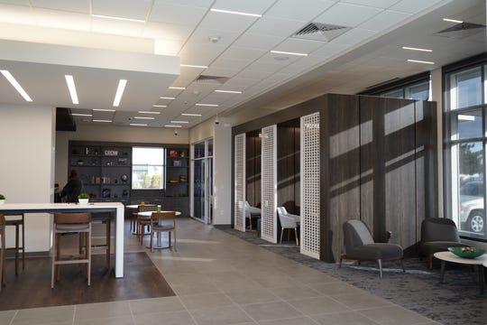 Fifth Third Bank's NextGen location on Gratiot Avenue in Clinton Township.