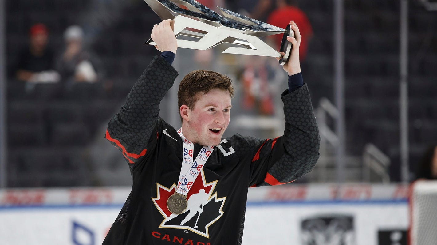 Ten prospects Red Wings should consider with their first-round pick in the NHL draft