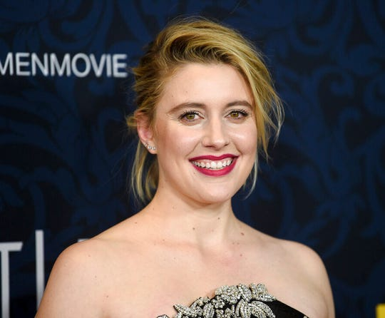 "Director Greta Gerwig attends the premiere of ""Little Women"" at the Museum of Modern Art on Saturday, Dec. 7, 2019, in New York."