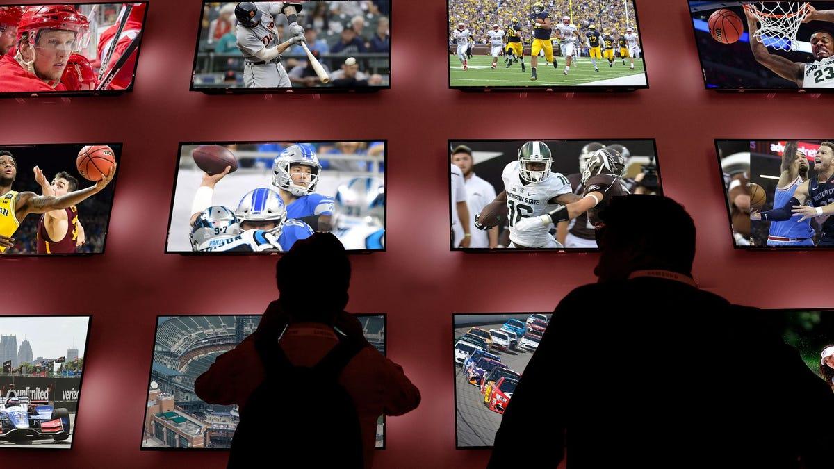 Weekend sports on TV/radio 1
