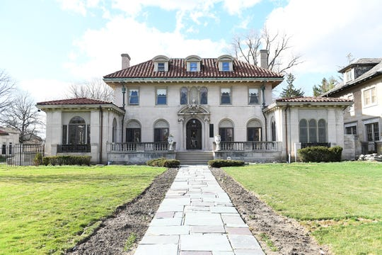 "The former home of Berry Gordy will host a party at the end of ""A Holiday Serenade."" The serenade is just one of the festivities planned to celebrate the district's 45th annual Holiday Home Tour."
