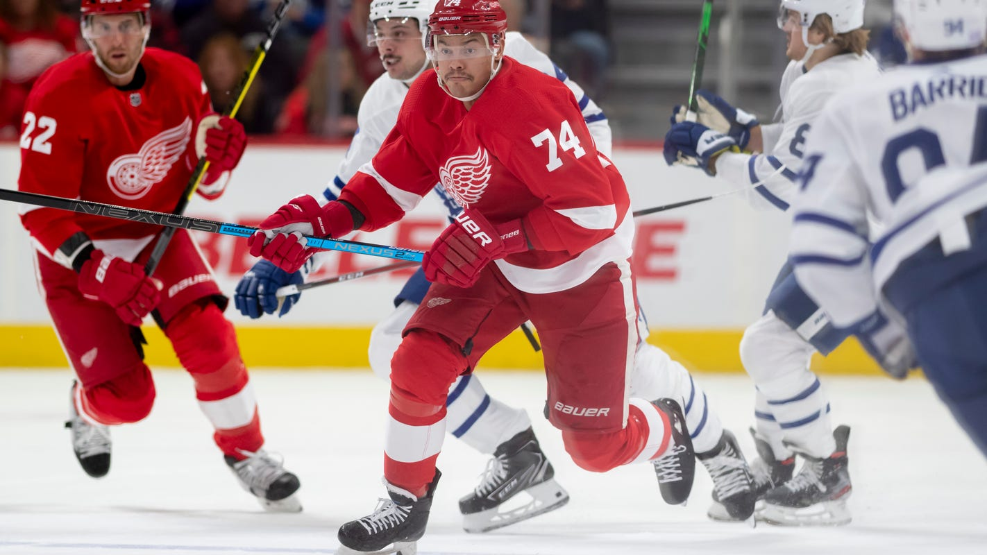 Madison Bowey surprised, disappointed after Red Wings place him on waivers