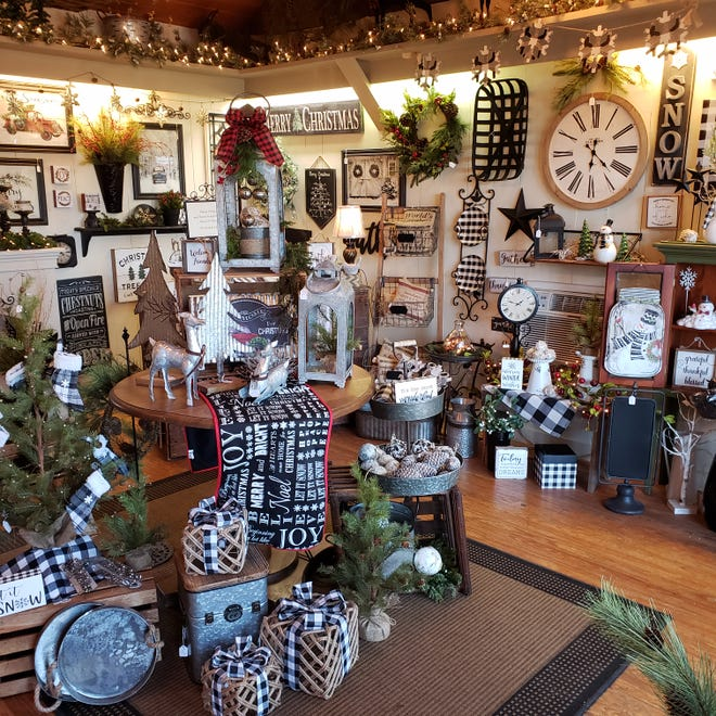 """Wood N Things, a home decor shop in Brighton, will be featured in the upcoming Lifetime movie, """"Christmas Song."""""""