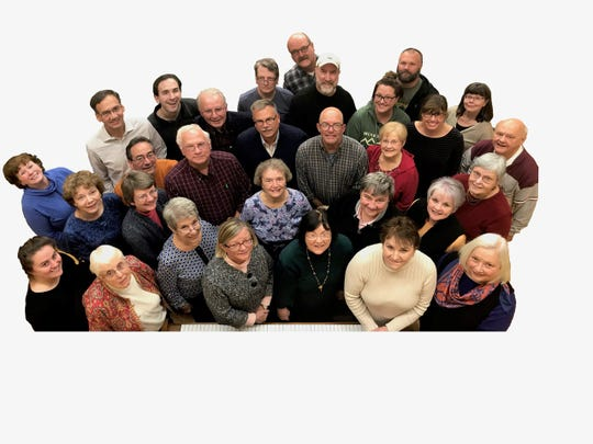 "The Cantata Singers will welcome the season with ""A Brassy Christmas"" Sunday afternoon."