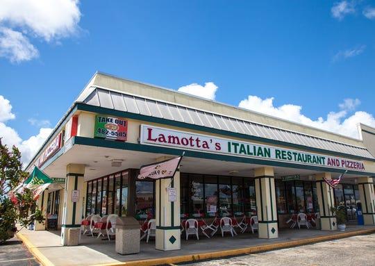 LaMotta's Italian Restaurant has been an Iona fixture since 1979.