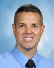 Jackson Morgan is the Lee County school district's Assistant Principal of the Year. He works at Lehigh Elementary School.