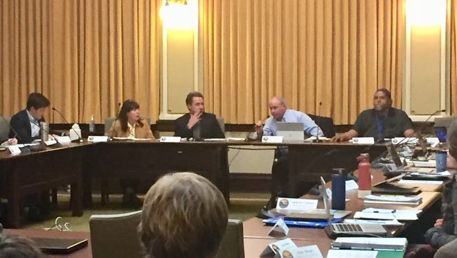 The first meeting of the Climate Solutions Council  was held Monday at the state Capitol.