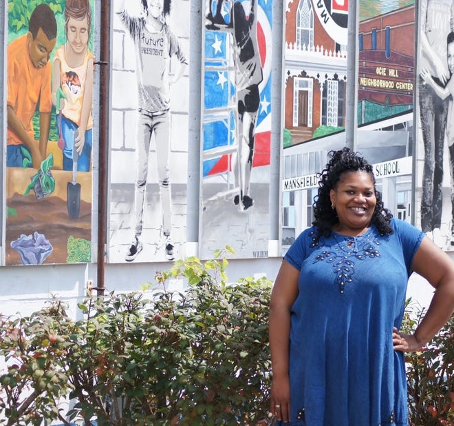Kay Smith, a community organizer at the North End Community Improvement Collaborative (NECIC), died in 2019 of complications from open heart surgery.