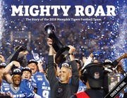 """Mighty Roar"" book will celebrate the Memphis Tigers 2019 football season."