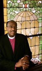 Bishop William H. Graves, Sr., died Nov. 30, 2019. Here he is pictured in a 2006 file photo.
