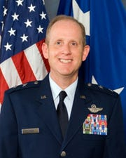 Maj. Gen. Donald Dunbar was appointed Wisconsin Adjutant General in 2007.