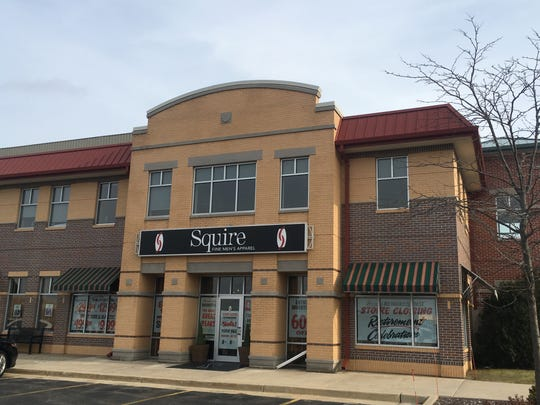 Squire Fine Men's Apparel will be closing when its retirement sale ends, the owner said.