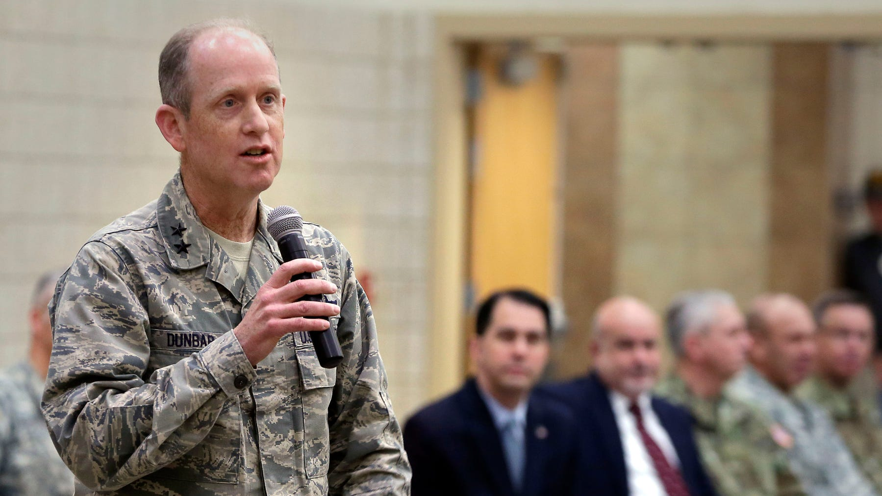 National Guard chief resigns after report shows sex-assault investigations violated law
