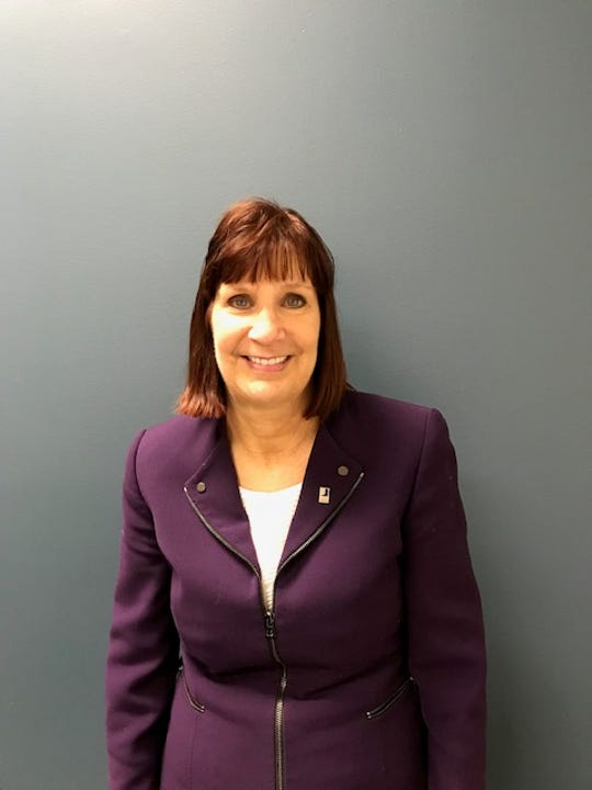 Sandy Johannes, corporate director of safety and medical services at Goodwill Industries of Southeastern Wisconsin