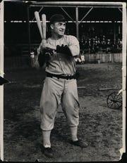 Al Simmons in 1933