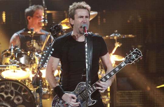 Nickelback, which headlined the Bradley Center in Milwaukee in 2012, is coming back in 2020.