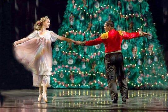 "Muncie Ballet Studio will present its 24th annual production of :The Children's Nutcracker"" Dec. 13-14, 2019, at Cornerstone Center for the Arts."