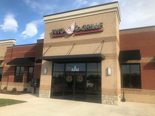 Two J S Grille Murfreesboro Restaurant