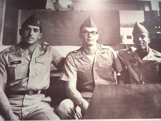 Dennis Morra, David Samas, and J.J. Johnson became known as the Fort Hood Three after they were jailed for refusing orders to deploy to Vietnam.