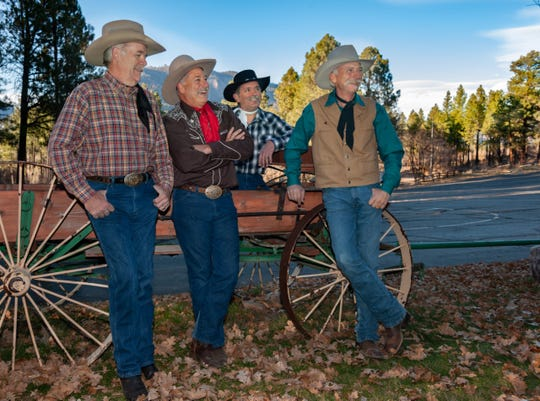 The Bar D Wranglers return to the Farmington Civic Center this weekend for their annual holiday show.