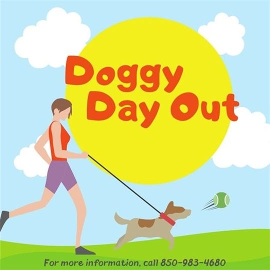 Santa Rosa County Animal Services launches Doggy Day Out.