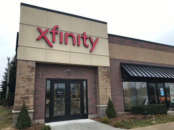 An Xfinity retail store has moved into the former David's Bridal location at 4455 24thAve. in Fort Gratiot Township.