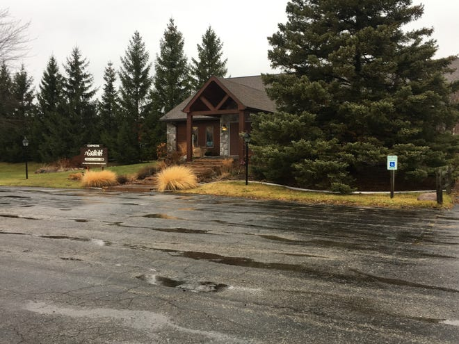 The Michigan Department of Natural Resources is selling a strip of land in Kimball Township. The parcel is surrounded by private property, including Golf Country and land owned by St. Clair County.