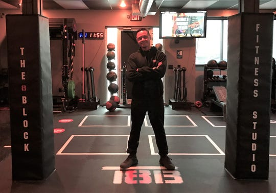 "At the age of 39, Frankie Serrano has accomplished a number of feats. He's a veteran Army paratrooper, served as a police officer in his hometown of New York City and started three fitness-related businesses. His newest endeavor? The8Block Fitness Studio, a boutique-style fitness space where locals can ""train like a celebrity or athlete,"" according to Serrano."