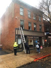 A fire at 280 W. Market St. in York City caused $150,000 in damage on Monday, Dec. 9. according to York City Department of Fire/Rescue.