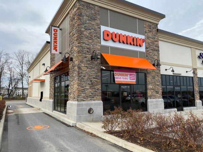 A new Dunkin' restaurant will open Dec. 13 in Spring Garden Township.