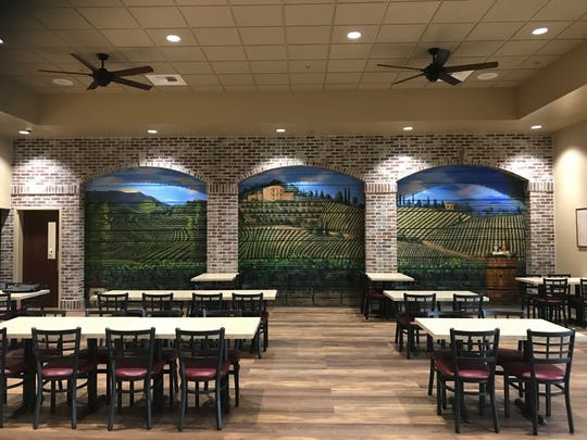 Paisan's Old World Deli & Catering opened in a soaring new space on Dec. 9, 2019.
