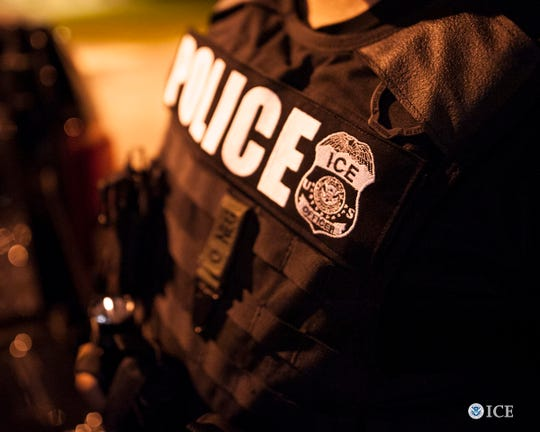 U.S. Customs and Immigration Enforcement's (ICE) Enforcement Removal Operations (ERO).