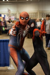 Come in costumes and you not only receive an admission discount but you can also take par in costume contest at the Ocean City Comic Con.