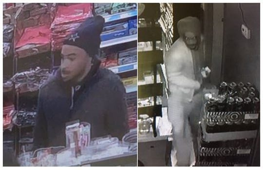 Shreveport police seek the IDs of two suspects of a burglary that occurred on Nov. 9, 2019, at a business located in the 3800 block of Linwood Avenue.