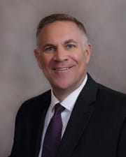 Jeffrey M. Griffin will serve as the new president and CEO of the Sioux Falls Chamber of Commerce.