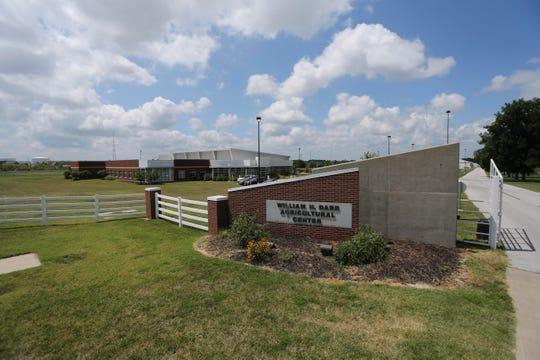 Willam H. Darr Agricultural Center, Missouri State University.